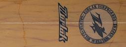 longboard imitación de madera