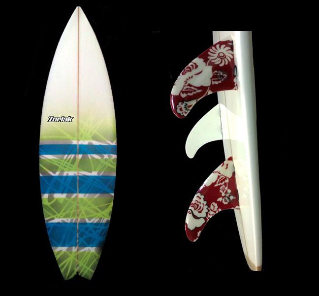 shortboard zorlak