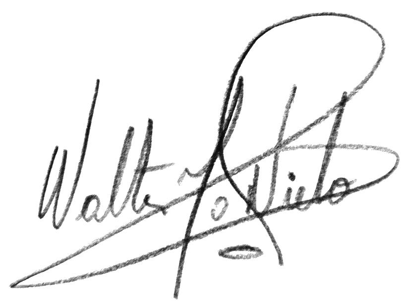 Firma Walter Nieto